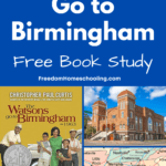 The Watsons Go to Birmingham Free Book Study
