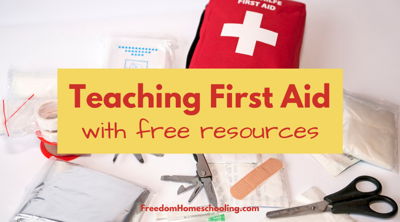 Teaching First Aid With Free Resources